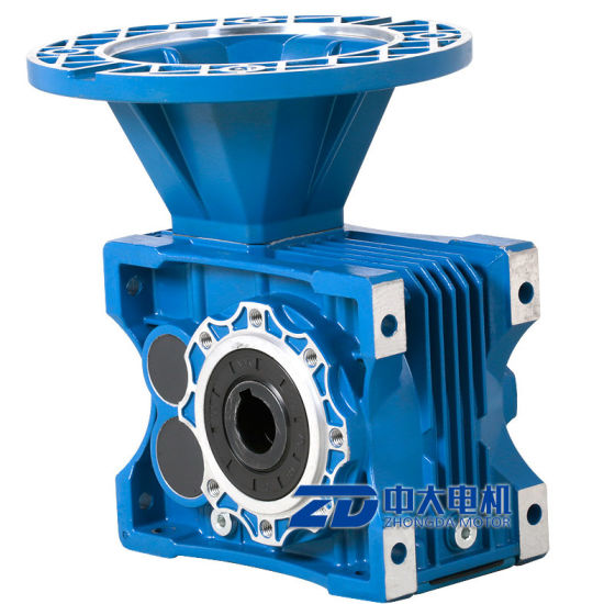 Helical-Hypoid Gear Motor only gearbox pictures & photos