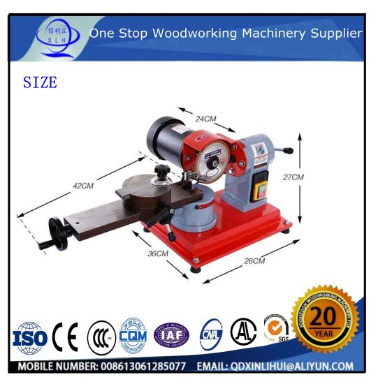 Carbide Circular Saw Blade Sharpening Machine Mf126 for All Kinds of  Carbide Blades Sharpen Machine for Saw Blade/ Sharpen Machine Blade for  Plaining