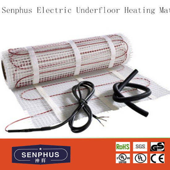 Underfloor Heating System of VDE and UL Approved