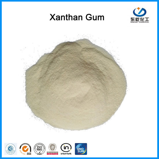 Halal Certificate (Xanthan Gum) Food Additives with 80 Mesh