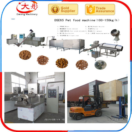 Pet Dog Food Processing Machinery pictures & photos
