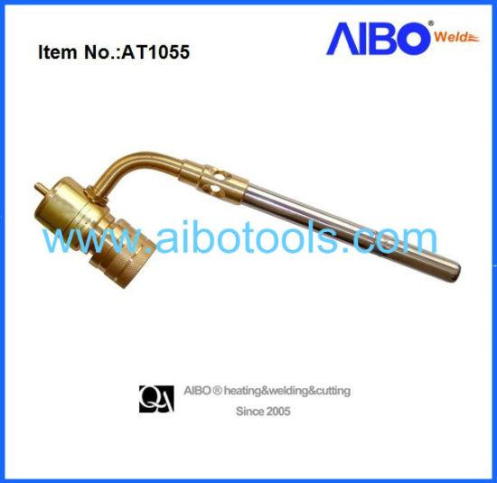 Brass Valve Mapp Heating Torch for HVAC (SFT-101)