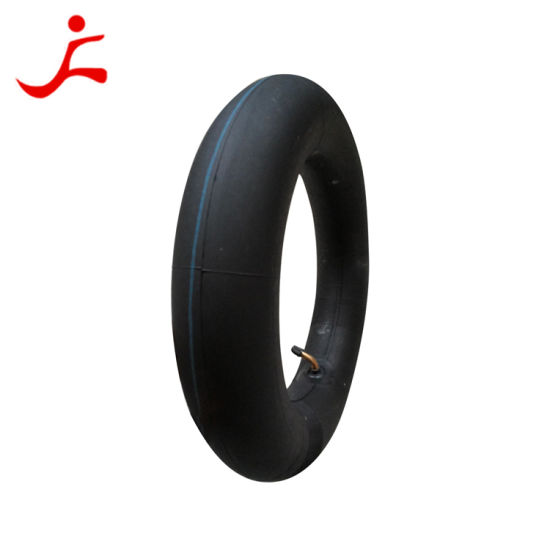 Distributor ISO9001 Certificated Natural Butyl Motorcycle Inner Tube (3.50-10)