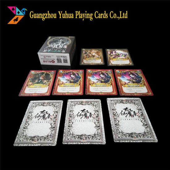 High Quality Game Cards Printing Factory pictures & photos