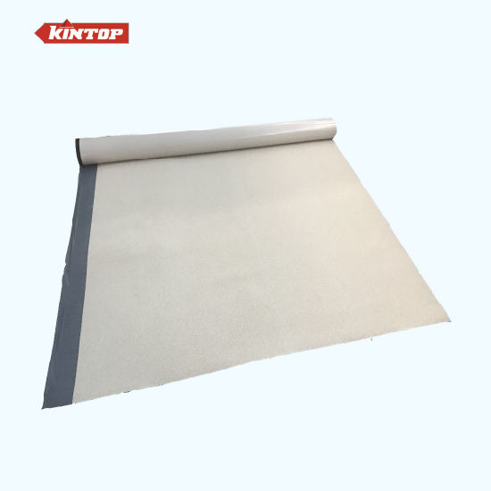 China Full Bonded HDPE Membrane for Roof Stop Water - China
