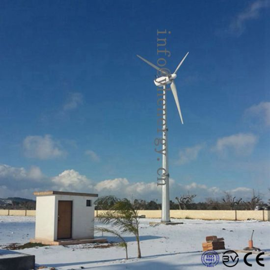 Variable Pitch 20kw Wind Turbine Price for Farm and Commercial Use