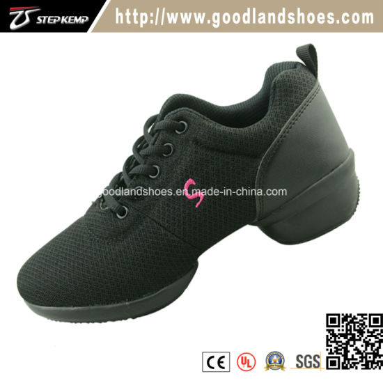 a9807d0e2d48b China Wholesale Latin Modern Black Jazz Shoes Women Hip Hip Dance Sneakers  Exa-1202