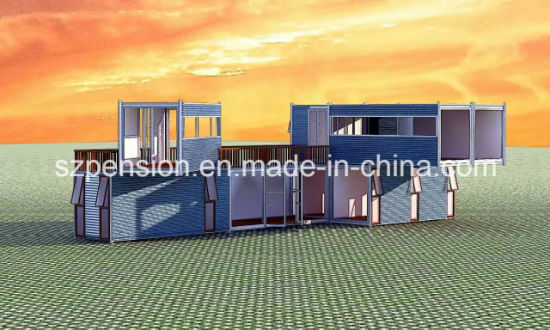 Quick Installation High Quality Exported to Overseas Mobile Prefabricated/Prefab House/Villa pictures & photos