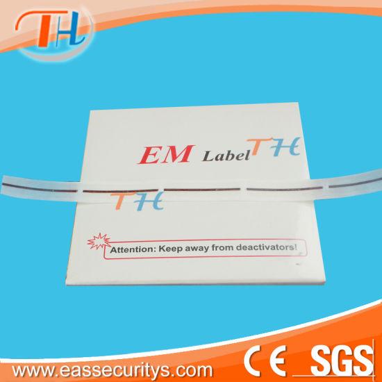 Em Label Checkpoint System Label