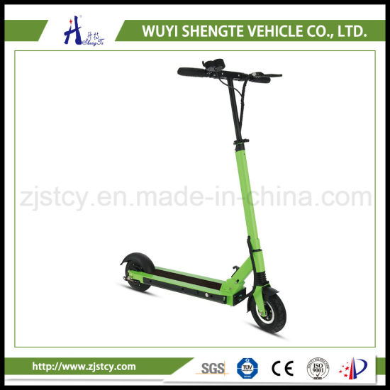Made in China Newable Low Price 2 Wheels Electric E Scooter pictures & photos