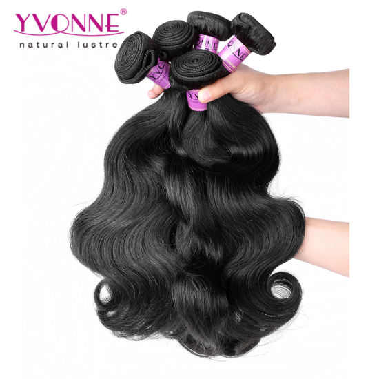 100% Peruvian Virgin Human Hair Weave pictures & photos
