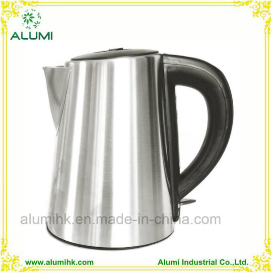 Electric Kettle 1L 304 Stainless Steel Hotel Amenities