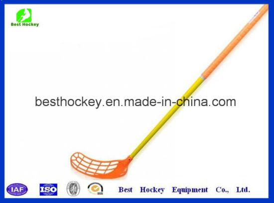 China High Performance Customized Design Floorball Hockey Stick