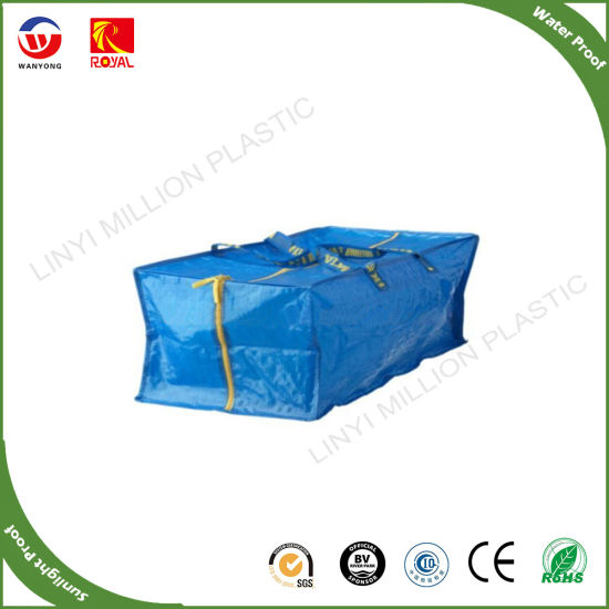 Hot Waterproof Insulated Tarps Hdpe Tarpaulin For Packaging Bags