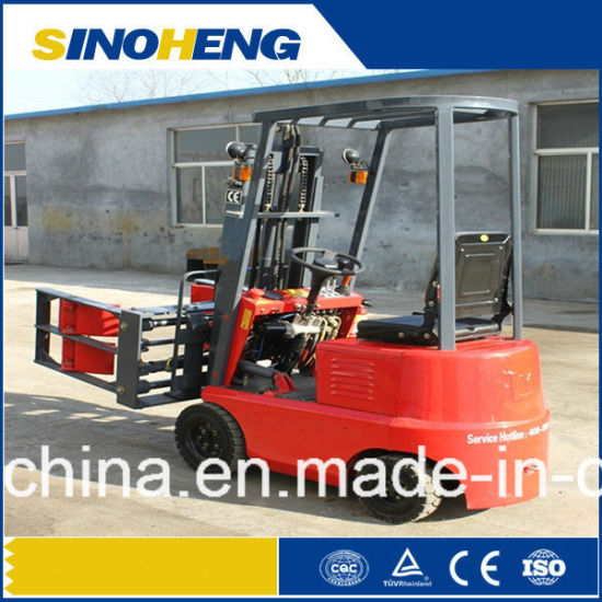 Ce Certificate Small Battery Forklift Truck 500kg