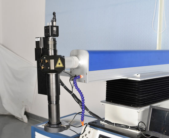 China Laser Welding Machine Supplier with Favourable Price (NL-AMW300) pictures & photos