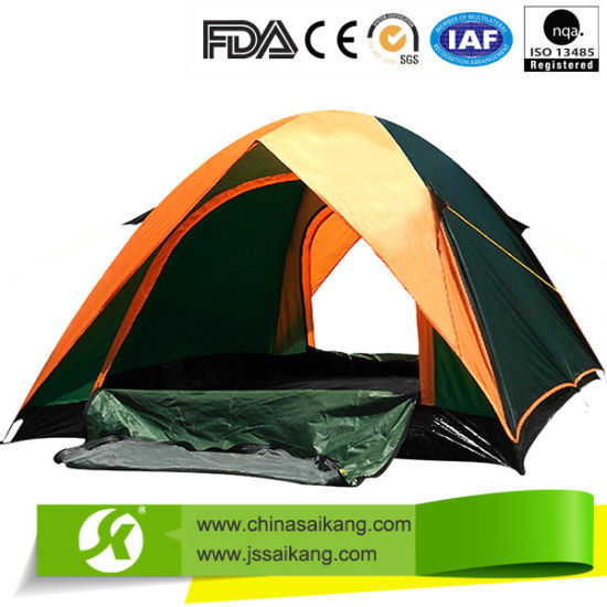 China Supplier Outdoor 6-8 People Tent for Sale  sc 1 st  Jiangsu Saikang Medical Equipment Co. Ltd. & China Supplier Outdoor 6-8 People Tent for Sale - China Outdoor ...