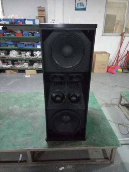 China Passive Big Outdoor Line Array Speaker Three Way