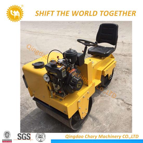0.85ton Mini Motor Price of Road Roller Compactor