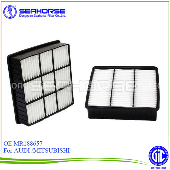 Autoparts Low Price Air Filter for Mitsubishi Car Mr188657