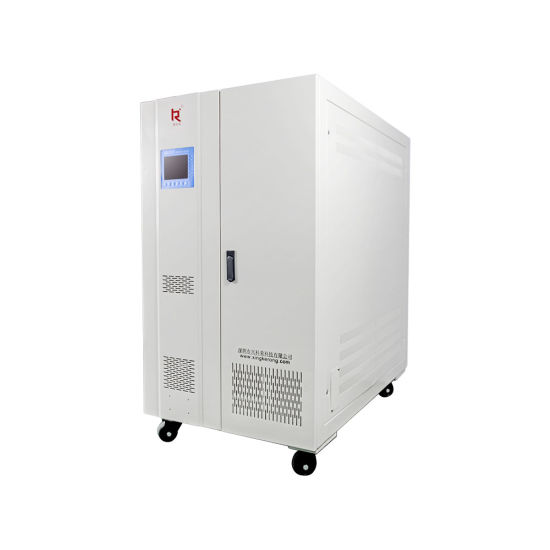 150kVA 200kVA Intelligent AC Industrial Voltage Frequency Stabilizer Regulator for Laser Cutting Printing CNC Machines