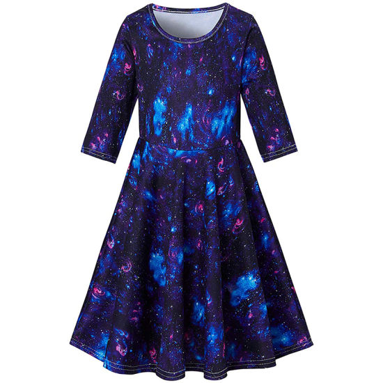 Cheap Wholesale Girl Print Dress Sleeveless Casual Flower Skirt For 4 13 Year Old Girls China Girl Dress And Dress Price Made In China Com