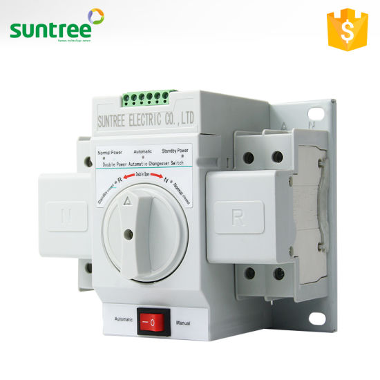 125 Amp Emergency Disconnect Switch 125A Manual Stop Battery Contactor Solar