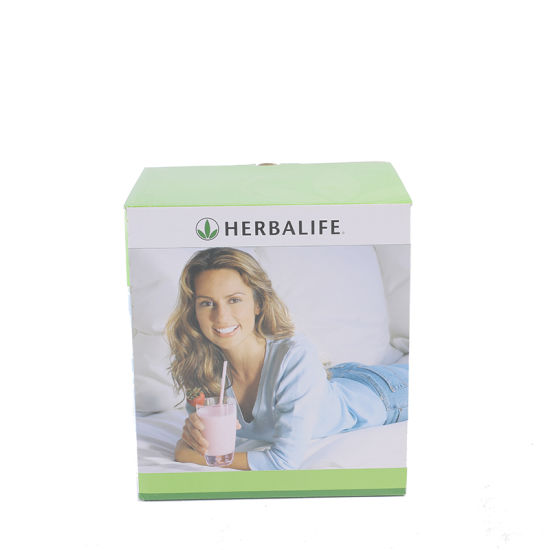 Eco Friendly Meal Replacement Shake/Tea Bags Packaging Box