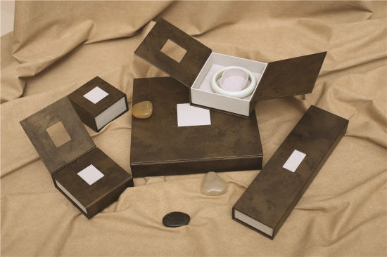 Jewelry Paper Boxes Open on Both Sides