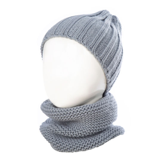 Kids Scarf White Diamonds Muffler Winter Warm Gift For Girls