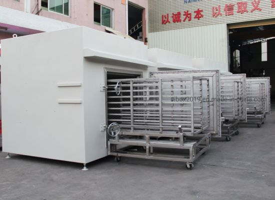 Catalyst Drying Chamber High Efficient Stable Temperature Drying Oven/Curing Oven/Industrial Oven