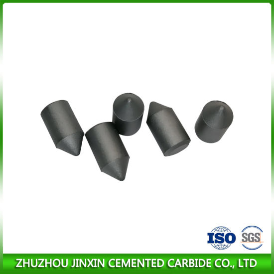 Tungsten Brazed Carbide Center Tips