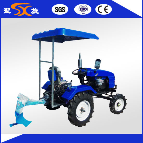 Ce Approval 20HP Mini Tractor Mini Farm Tractor with Flexible and Durable pictures & photos