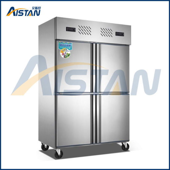 Mlbd 10z4a 4 Door Commercial Kitchen Freezer, Commercial Refrigerator