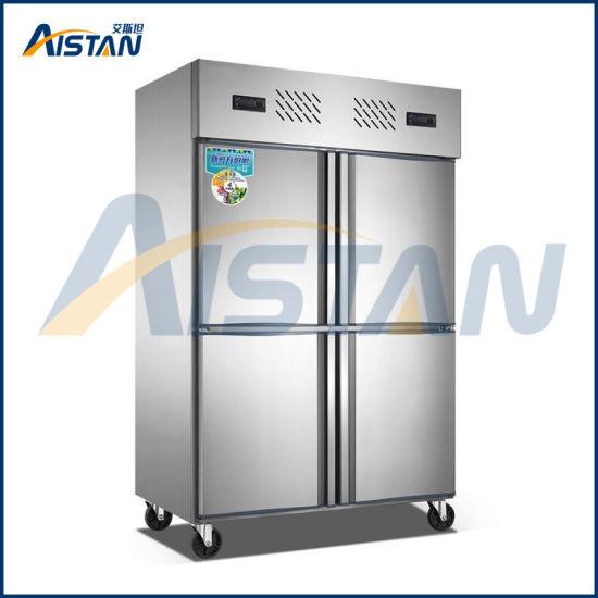 Mlbd 10z4a 4 Door Commercial Kitchen Freezer, Commercial Refrigerator