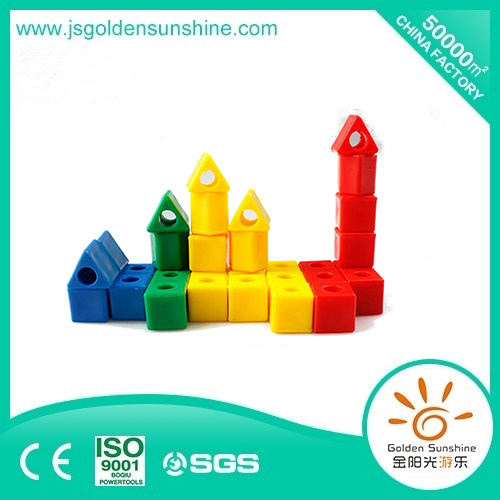 Children Plastic Toy Intellectual Building Brick Toy with CE/ISO Certificate pictures & photos
