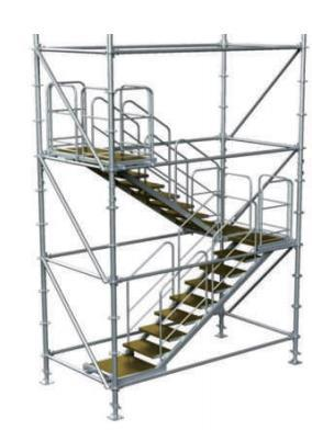 Ringlock Scaffolding, a New Type of Scaffolding,