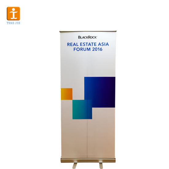 Pop Up Roller Banner Printed Display Exhibition Show Sign Stand Personalised Graphics Free Carry CASE 100 x 200 WE Design