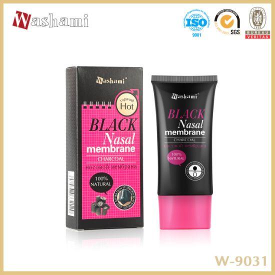 Washami 50ml High Quality Black Charcoal Nasal Membrane Pore Cleanser Mask