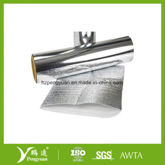Aluminized Mylar Polyester Film 12 Micron BOPET Film for Insulation Purpose pictures & photos
