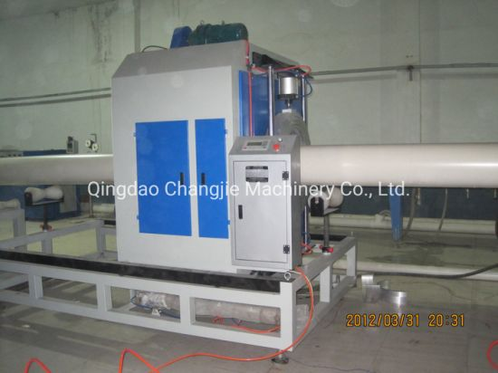 2021 PVC-O Pipe Tube Machinery/Large Diameter PVC Pipe Extrusion Line for Drainpipe