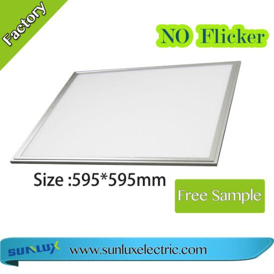 LED Panel Light 595*595cm 40W 50W 60W 70W Slim