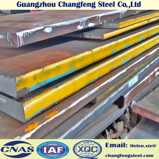 1.2379/D2/SKD11 Alloy Steel Plate For Cold Working Die pictures & photos
