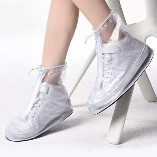 Vogue Men Antiskid Proof China Barrel White Shoe Rain And Women Low dtBnwqBx