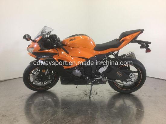 Cool Design Hot Sell Big Power Ninja Zx-6r Motorcycle