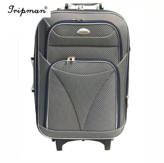 ae15d61b28909 New Fashion Rolling Bag Spinner Men Trolley Bag Travel Luggage. Get Latest  Price