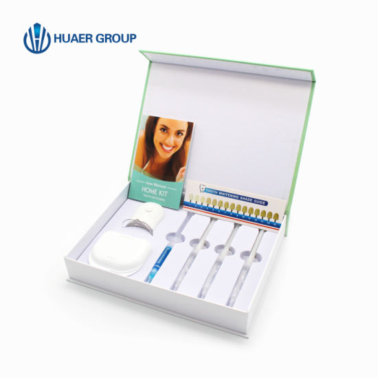 China 44 Peroxide Teeth Whitening Home Kit With Beautiful Smile