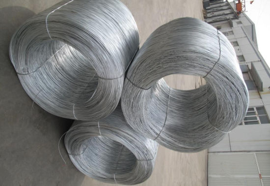 Zinc Coated Galvanized Iron Wire pictures & photos