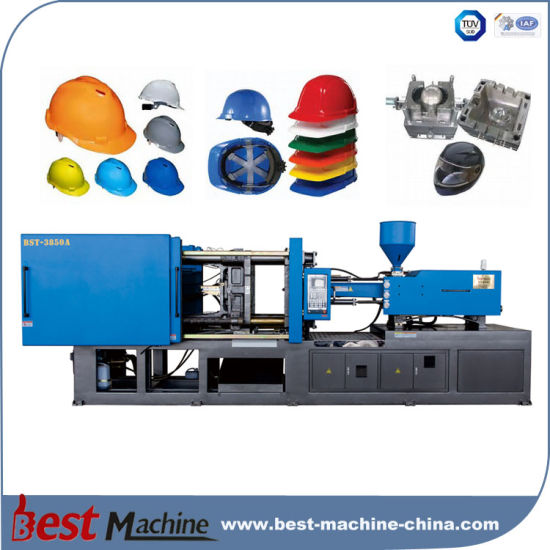 China Safety Helmet Injection Molding Machine Price - China