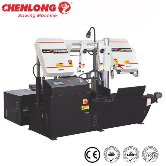 Chenlong Band Saw Metal Cutting Machine Automatic Type (CH-330HB)